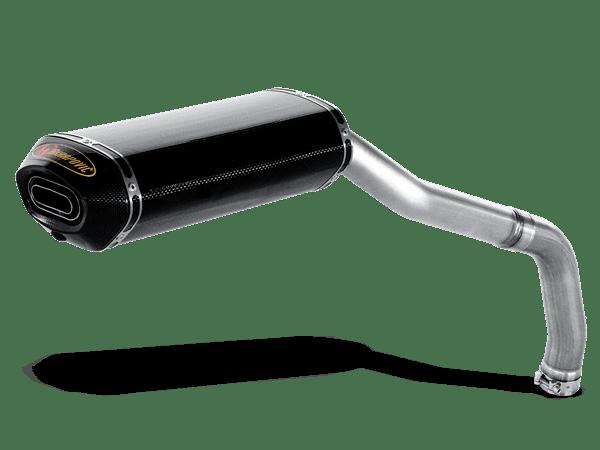 Akrapovic Slip-On Line (Carbon) CBR 1000 RR