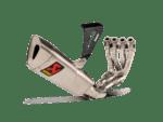 Akrapovic Evolution Line Kit (Titanium) CBR 1000RR-R Fireblade SP race-based model (HRC)