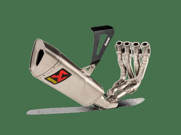 Akrapovic Evolution Line Kit (Titanium) CBR 1000RR-R Fireblade SP race-based model (HRC) S-H10E2-APLT