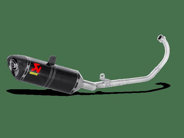Akrapovic Racing Line (Carbon) CBR 125 R