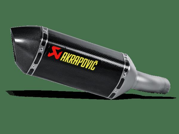 Akrapovic Slip-On Line (Carbon) CBR 600 F CBR 600 F