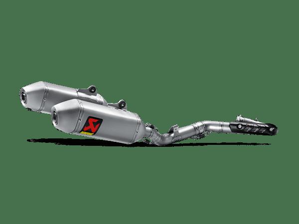 Akrapovic Racing Line (Titanium)  CRF 450 R / RX