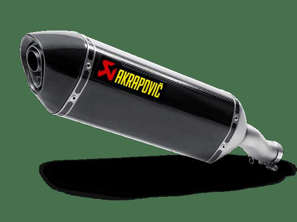 Akrapovic Slip-On Line (Carbon) CB 400/500X