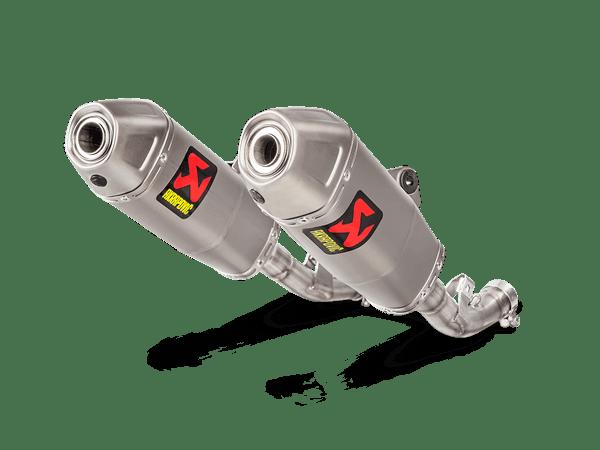 Akrapovic Slip-On Line (Titanium) CRF 450 R / RX