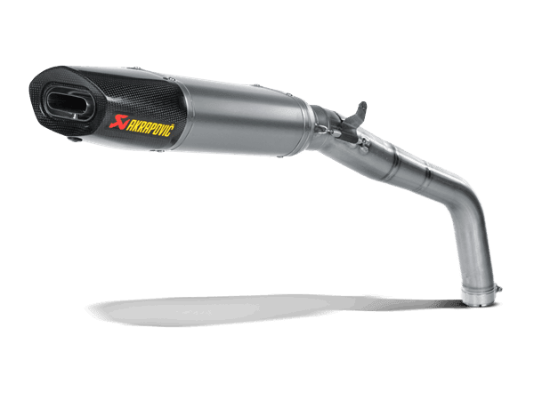 Akrapovic Slip-On Line (Titanium) CBR 600 RR