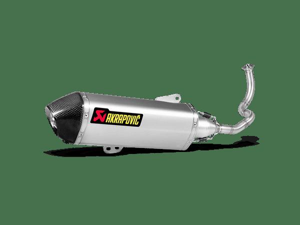 Akrapovic Racing Line (SS) SH 150i