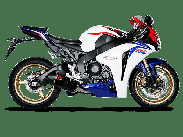 Akrapovic Racing Line (Carbon) CBR 1000 RR