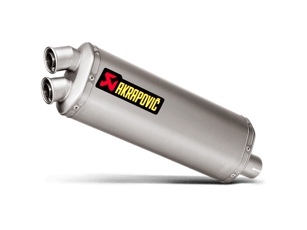 Akrapovic Slip-On Line (Titanium) CRF1000L Africa Twin
