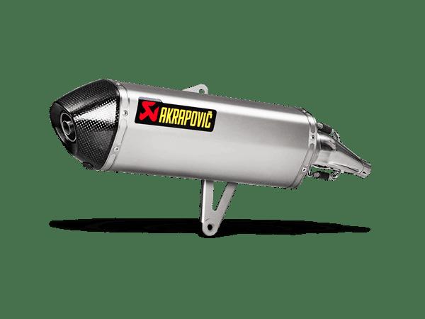 Akrapovic Slip-On Line (SS) SH 300i