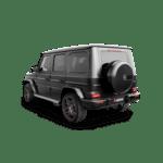 Akrapovic Evolution Line (Titanium) Mercedes G63 AMG OPF/GPF