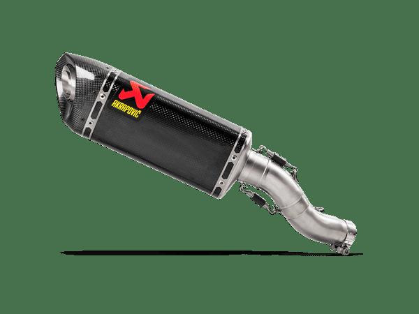 Akrapovic Slip-On Line (Carbon) CBR 250 RR