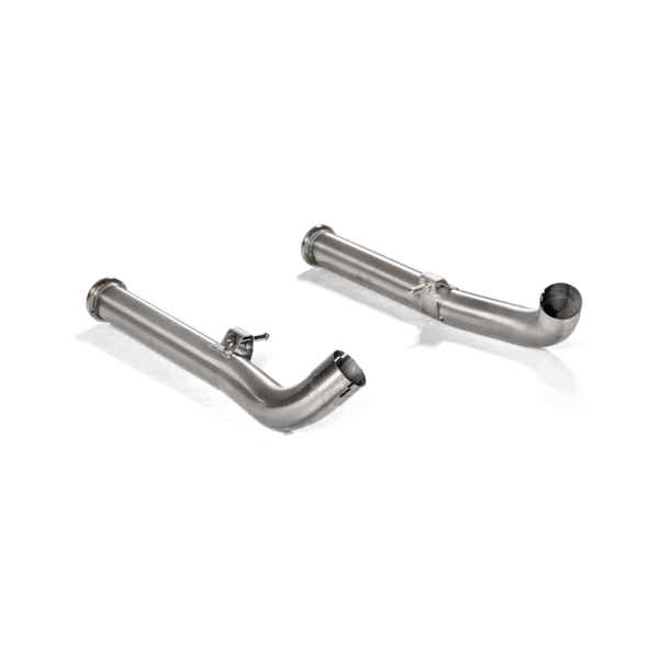 Akrapovic Front link pipe set (SS) - Mercedes G63 AMG OPF