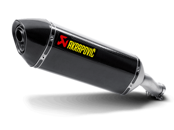 Akrapovic Slip-On Line (Carbon) CBR 400/500 R