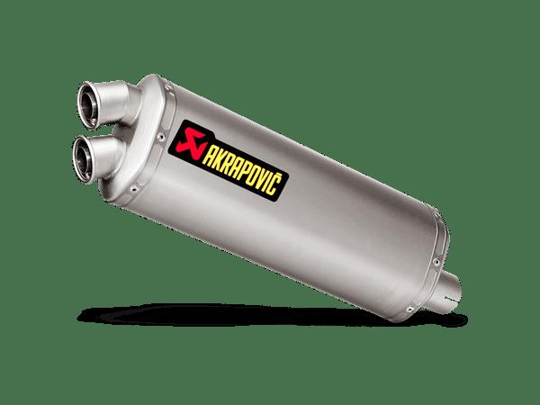 Akrapovic Slip-On Line (Titanium) CRF1000L Africa Twin Adventure Sports