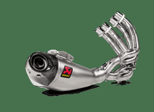 Akrapovic Racing Line (Titanium) CB 650 F