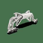 Akrapovic Slip-On Line (Titanium) R8 5.2 FSI Coupé/Spyder