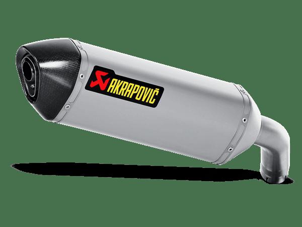 Akrapovic Slip-On Line (Titanium) VFR 800X Crossrunner