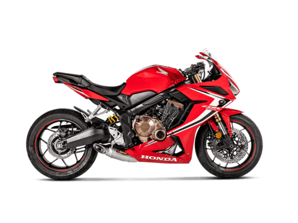 Akrapovic Racing Line (Titanium) CBR 650 R