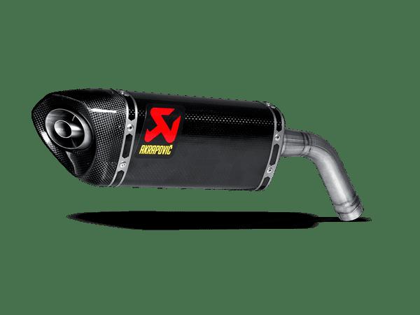 Akrapovic Slip-On Line (Carbon) MSX 125 / Grom