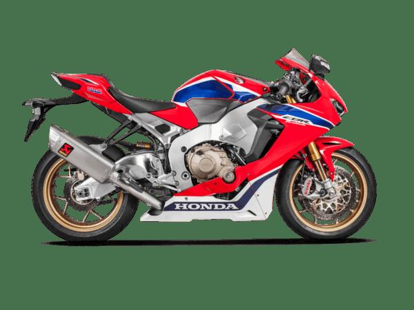 Akrapovic Racing Line (Titanium) CBR 1000 RR