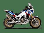 Akrapovic Racing Line (Titanium) - for Adventure Sports CRF1100L Africa Twin Adventure Sports