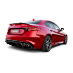 Evolution Line (Titanium) Alfa Romeo Giulia Quadrifoglio