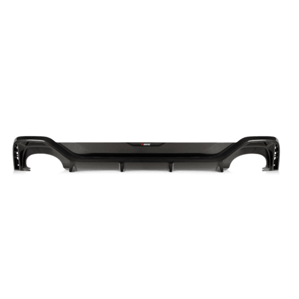 Akrapovic Rear Carbon Fiber Diffuser - High Gloss