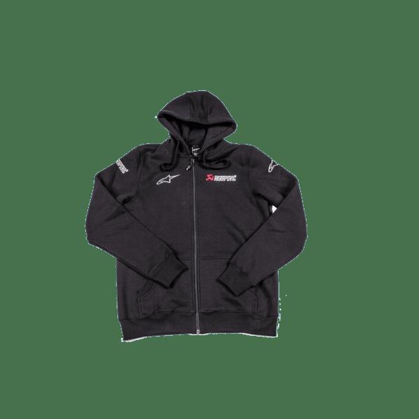 Суитшърт Akrapovic - Alpinestars  (heavier fabric)