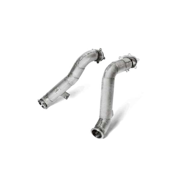 Akrapovic Downpipe set (SS)  S6 Avant/Limousine (C7)