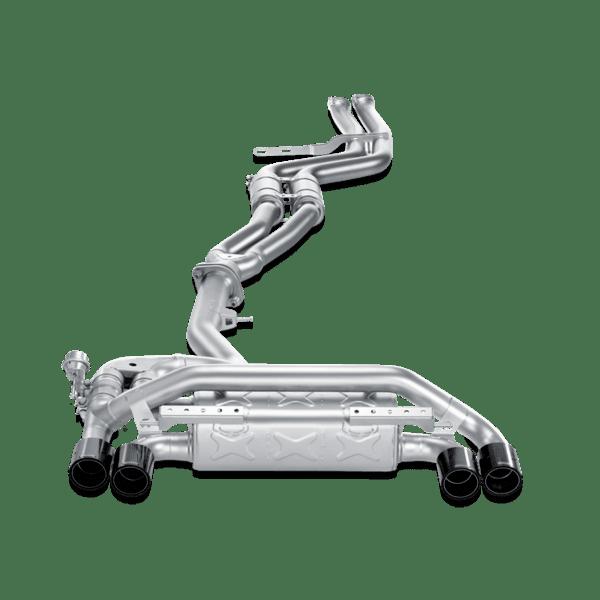 Akrapovic Evolution Line (Titanium) 1 Series M Coupe (E82)