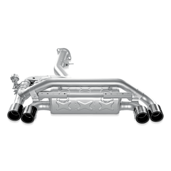 Akrapovic Slip-On Line (Titanium) 1 Series M Coupé (E82)