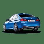 Akrapovic Evolution Line (SS) BMW 335i (F30, F31)