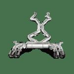 Akrapovic Evolution Line (Titanium) X5M / X6M