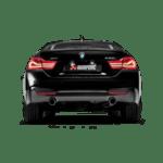 Akrapovic Slip-On Line (Titanium) BMW 340i (F30, F31) / 440i (F32, F33, F36) - OPF/GPF