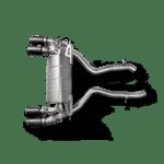 Akrapovic Slip-On Line (Titanium) M2 Competition / M2 CS (F87N) - OPF/GPF