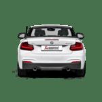 Akrapovic Evolution Line (SS) BMW M240i (F22, F23)