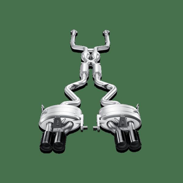Akrapovic Evolution Line (Titanium) BMW M3 (E90)