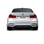Akrapovic Slip-On Line (Titanium) BMW M3 (F80)