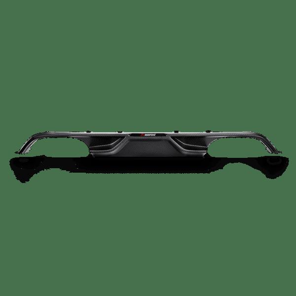 Akrapovic Rear Carbon Fiber Diffuser