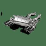 Akrapovic Slip-On line (Titanium) BMW M4 (F82, F83) - OPF/GPF