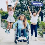Детска инвалидна количка Invacare Action 3 Junior