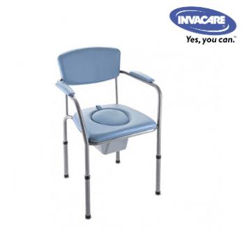 Комбиниран стол за тоалет и баня Invacare Omega Eco