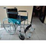 Рингова инвалидна количка със стоманена рамка