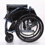 Рингова инвалидна количка със спирачки