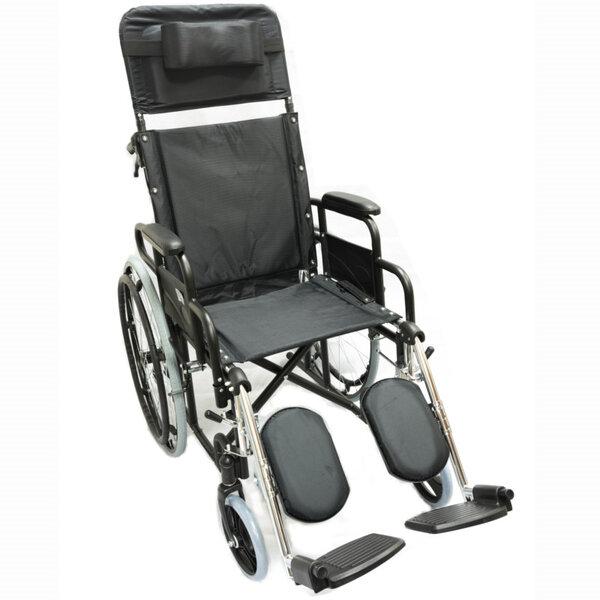 Пасивна рингова инвалидна количка с накланяща се облегалка - Passive Basic