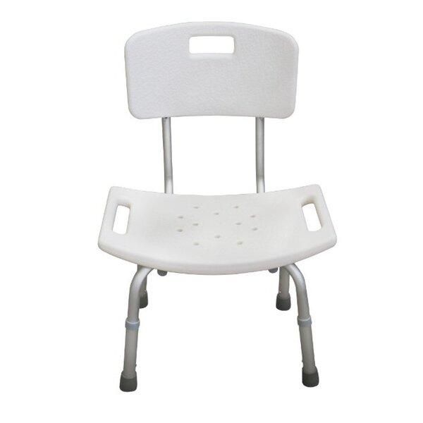 Регулируем стол за баня с ергономична седалка - ERGO Chair Basic
