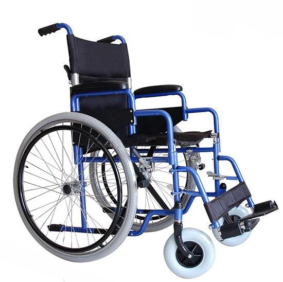 Рингова инвалидна количка с чупещ се гръб - Aluminium Brake