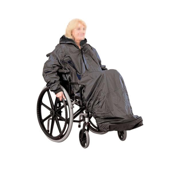Дъждобран за ползвател на инвалидна количка - RainCode