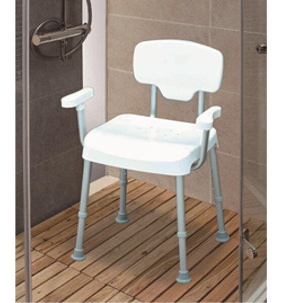 Душ стол с подлакътници XL - XL Shower