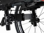 Активна инвалидна количка Invacare Küschall Champion - висока активност